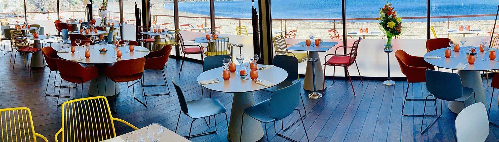 """Restaurant """"La Petite Plage"""" à la Coudoulière"""