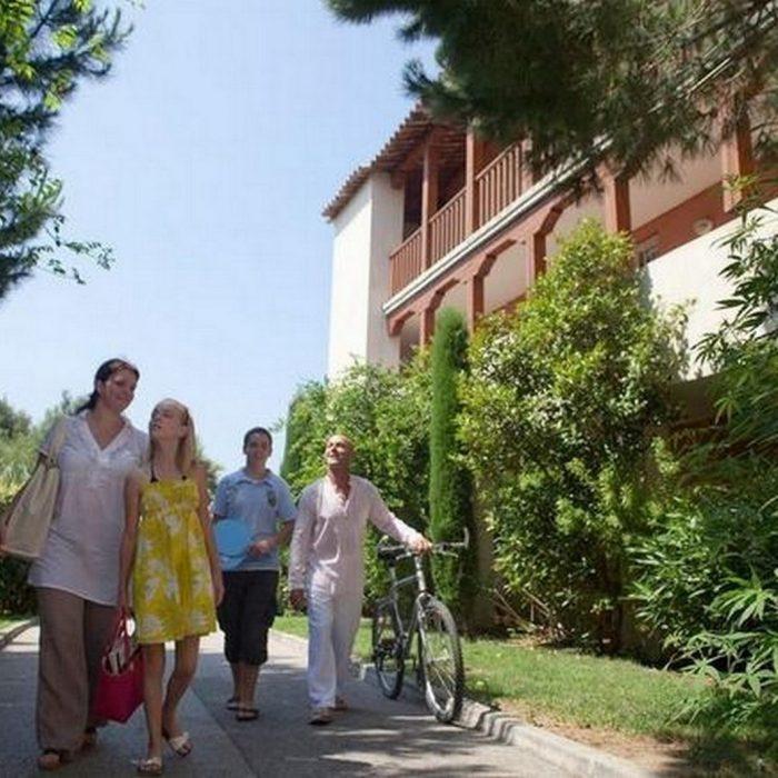 Un village vacances pour les familles